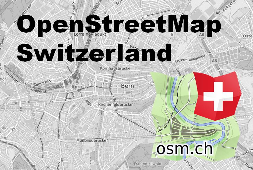 OpenStreetMap Schweiz
